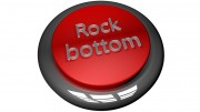Rock Bottom Button