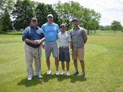 Mark, Chris, Mike & Keifer