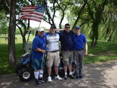 Steve, Christian, Matt & Brad