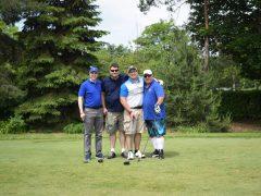 Steve, Matt, Brad, Christian
