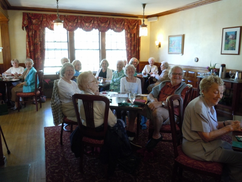 Annual Lunch & Card Party @ Swift House Inn, Middlebury, VT