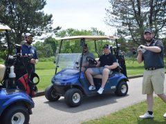 EGM FAR Huskie Golfers